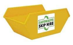 Skip with logo 250