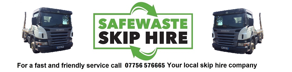 Safe Waste Skip Hire